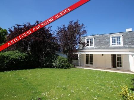location maison CROISSY SUR SEINE 129m2 2600€