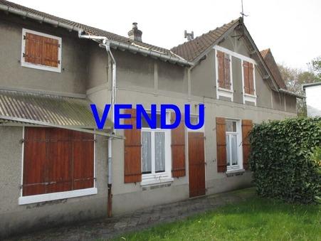 A vendre maison Etaples sur Mer 62630; 147000 €