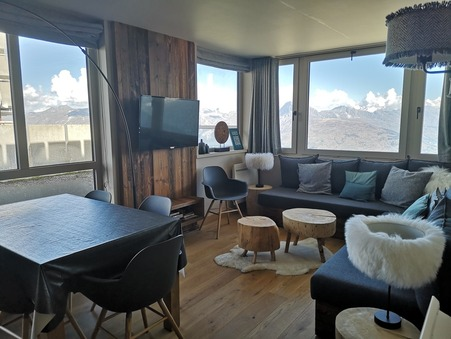 location appartement LA PLAGNE 52m2 675€