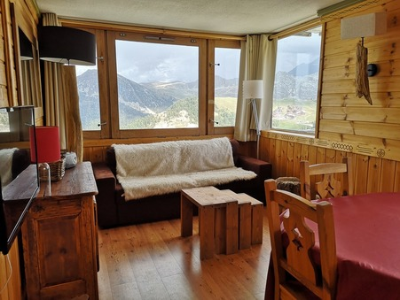 location appartement LA PLAGNE 52m2 645€