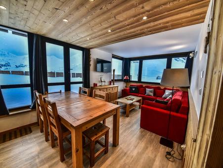 location appartement LA PLAGNE 52m2 675€