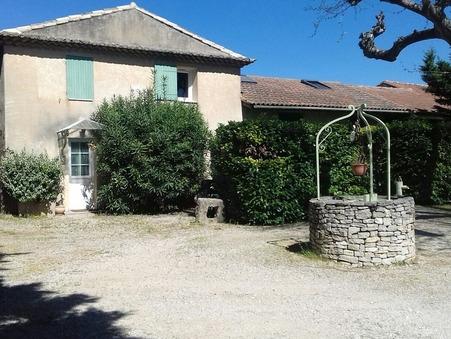 vente maison LE THOR 175m2 430000€
