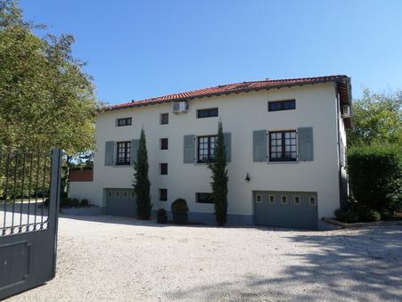 vente maison FONTENILLES 565000 €
