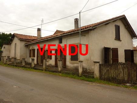 Vente Maison NIEUIL Réf. 1502-18 - Slide 1