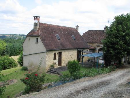 vente maison Salignac eyvignes 150m2 267500€