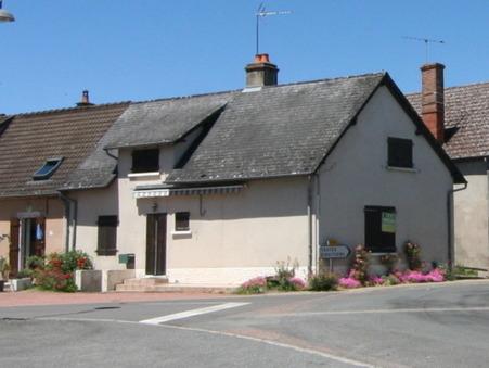 vente maison LA NOCLE MAULAIX 95m2 44500€