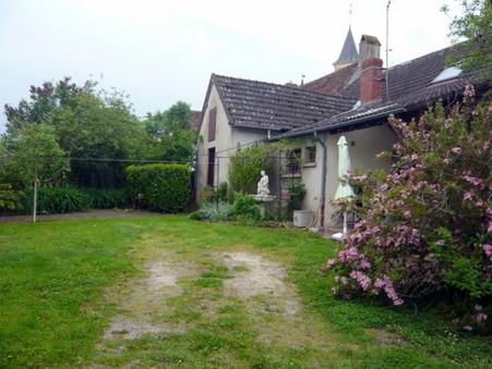 vente maison LA NOCLE MAULAIX 105m2 75500€