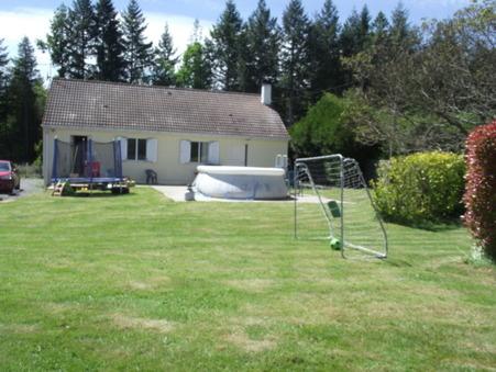 vente maison MONTAMBERT 90m2 100000€