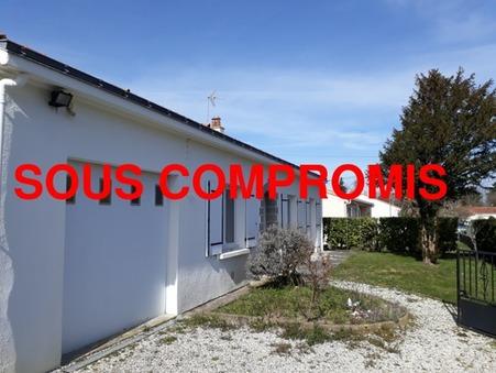 A vendre maison ARTHON EN RETZ 127 m²  174 500  €