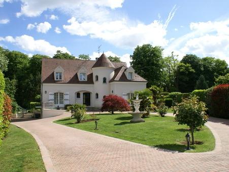 vente maison SOISY SUR ECOLE 235m2 698000€
