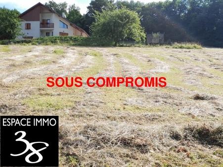 Vente Terrain LA MOTTE ST MARTIN Réf. J1281 - Slide 1