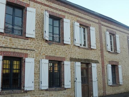 A vendre maison Ste Scolasse sur Sarthe 61170; 82400 €