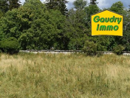 Vente terrain FONTAINE FRANCAISE 33 000  €