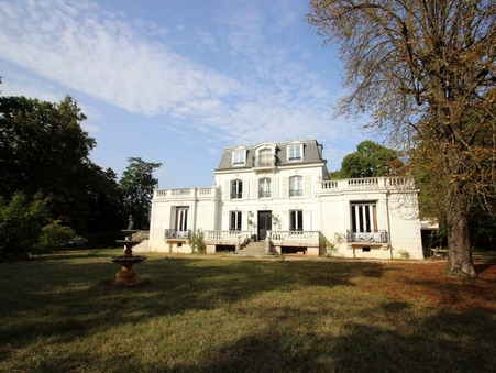 vente maison LE VESINET 280m2 3120000€