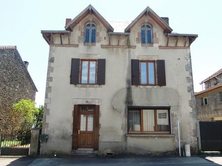 vente maison VEYRAC 209m2 86000€