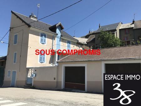 Vente maison 157000 €  La Mure