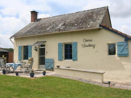 vente maison ISSY L'EVEQUE 100m2 99000€