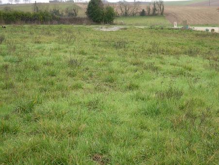 vente terrain Rouillac 867m2 25000€