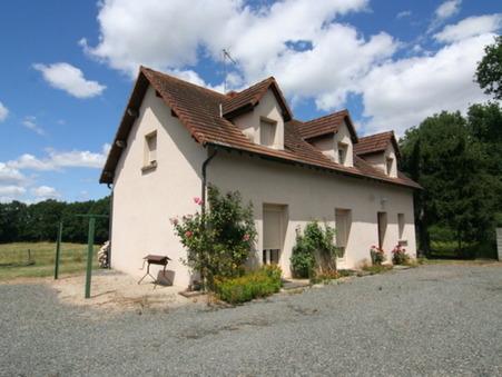 vente maison LA NOCLE MAULAIX 160m2 240000€