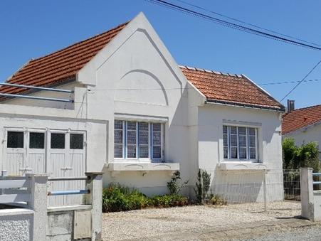 A vendre maison LA BERNERIE EN RETZ 56 m²  221 000  €