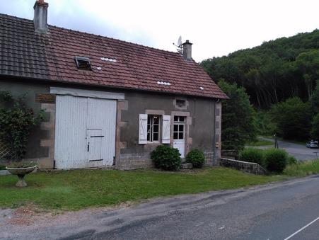 vente maison BROYE 60m2 38000€