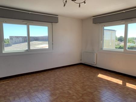 Appartement 590 €  sur Saintes (17100) - Réf. 532