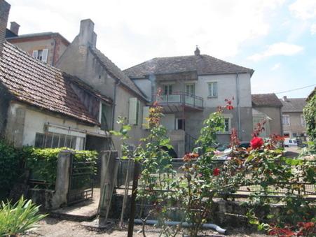 vente maison VITRY SUR LOIRE 160m2 96500€