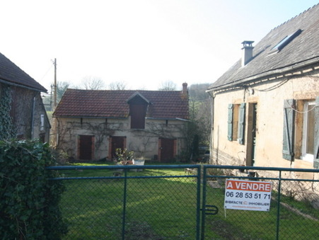vente maison ISSY L'EVEQUE 95m2 96500€
