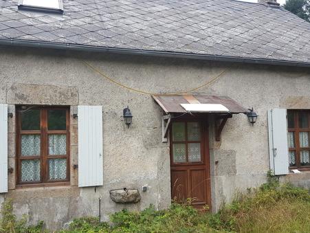 vente maison LA COURTINE 0m2 75995€