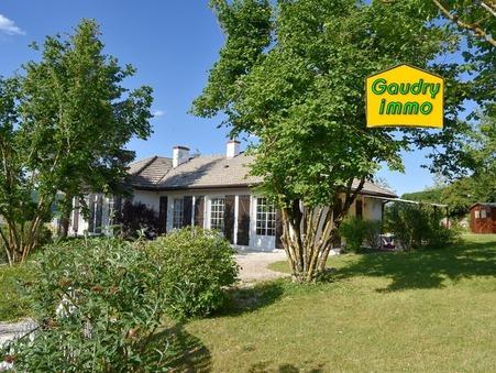 Vends maison VILLECOMTE 127 m²  205 500  €