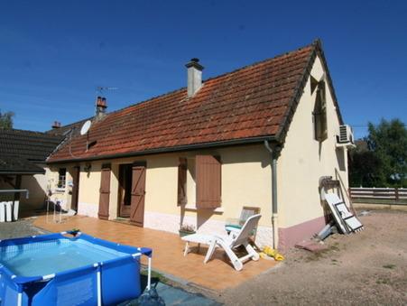 vente maison LA NOCLE MAULAIX 79m2 70500€