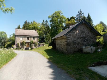 vente maison SORNAC 149200 €