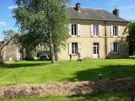 Vente maison 149000 € Le Mele sur Sarthe