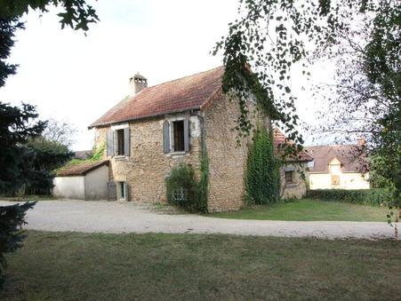 vente maison LA CHAPELLE AUBAREIL 80m2 181000€
