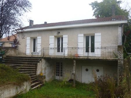 vente maison MARSAC SUR L'ISLE 100m2 151200€
