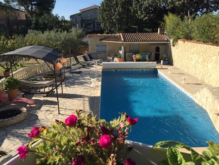 vente maison CHATEAUNEUF DE GADAGNE 220m2 466000€