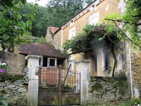 vente maison PAULIN 100m2 63000€