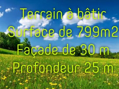 Vente Terrain Bourg et comin Réf. 8429 - Slide 1