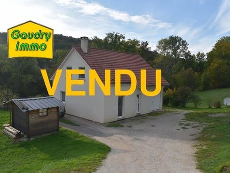 vente maison FONCEGRIVE 115m2 135000€