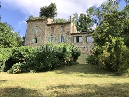 Vente maison LA BEGUDE DE MAZENC 200 m²  525 000  €