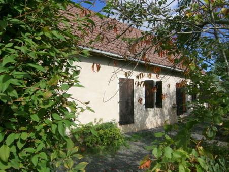 vente maison TERNANT 89m2 65500€