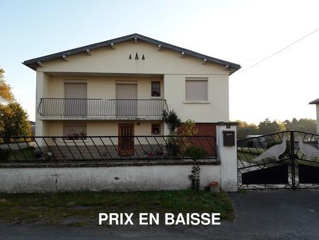 vente maison EYGURANDE 100m2 107000€