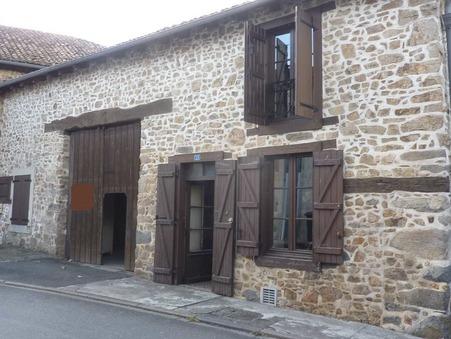 Vente Maison Massignac Réf. 1598-19 - Slide 1