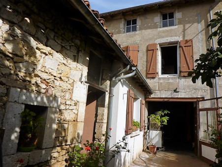 Vente Maison CHASSENEUIL SUR BONNIEURE Réf. 1273-17 - Slide 1