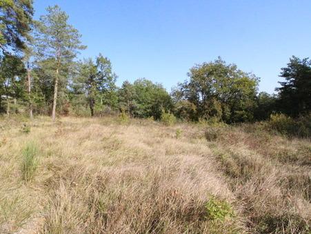 vente terrain MONTIGNAC 3512m2 55000€