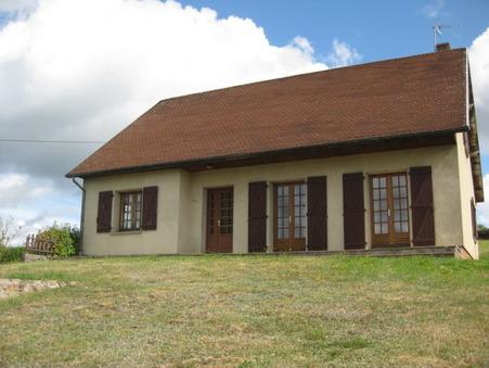 vente maison ISSY L EVEQUE 100m2 75000€