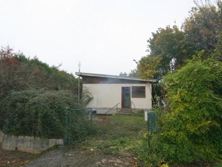 vente maison TERNANT 52m2 23500€