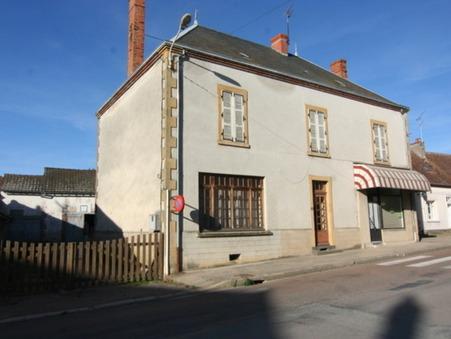 vente maison CHALMOUX 155m2 96500€