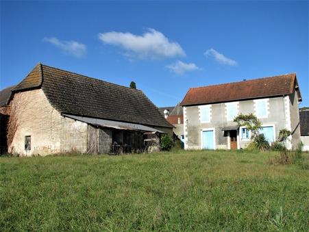 vente maison LE LARDIN ST LAZARE 90m2 137000€