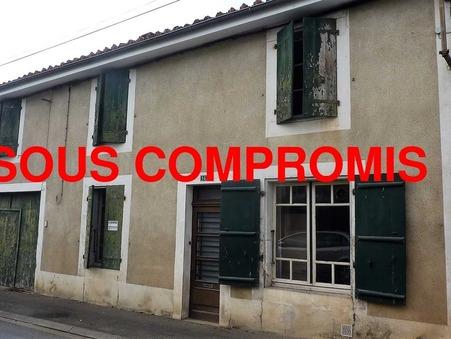 Vente Maison CHASSENEUIL SUR BONNIEURE Réf. 1852-20 - Slide 1